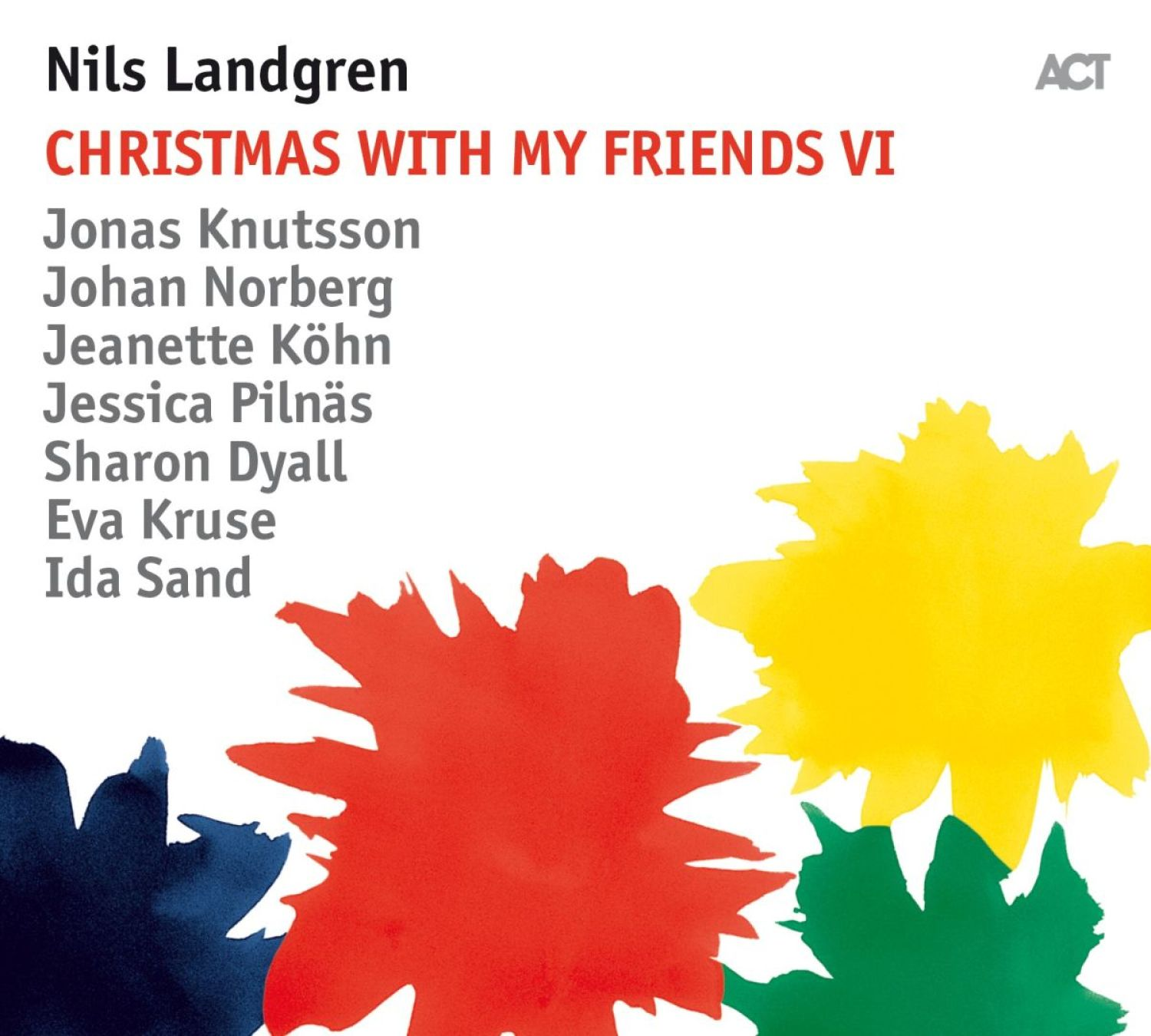 Nils Landgren Christmas with friends