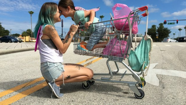 "GALORE verlost 3x ""The Florida Project"""